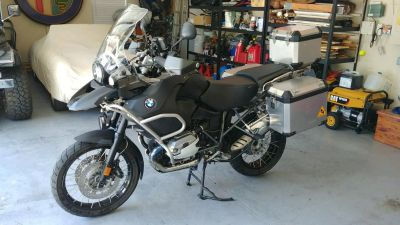 2013 BMW R1200GSA Motorcycle