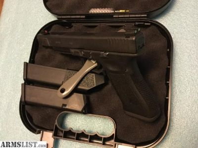 For Sale: Glock 17L 9mm