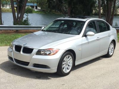** 2007 BMW 328I SEDAN,GREAT,CLEAN TITLE,CARFAX **