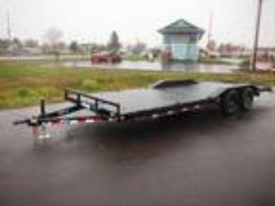 """2019 PJ Trailers Carhauler 102"""" X 22' 10K Buggy"""