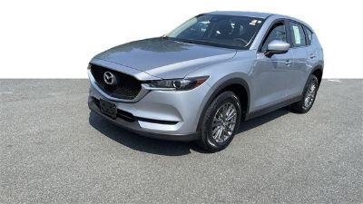 2018 Mazda CX-5 Sport (Sonic Silver Metallic)