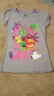 Angry birds size 4