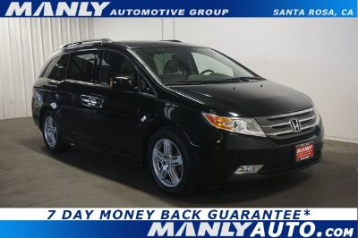 2013 Honda Odyssey Touring (Crystal Black Pearl)