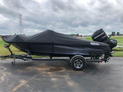 2014 Triton 192 Allure Ski & Fish Boats Appleton, WI