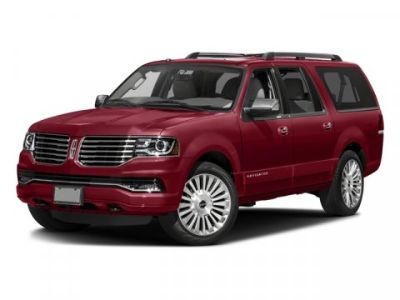 2017 Lincoln Navigator L Select (White)