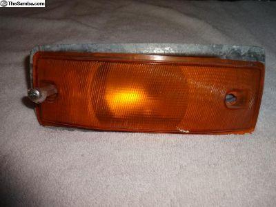 OG Hella Bus Left Front Blinker Assembly Parts