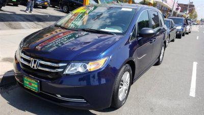 2015 Honda Odyssey 5dr LX (Blue)