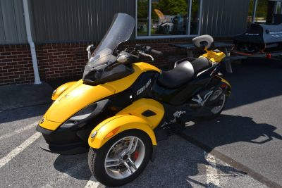 2009 Can-Am Spyder GS Roadster with SM5 Transmission (manual) 3 Wheel Motorcycle Grantville, PA