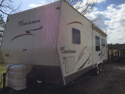 2007 Sprit of America Coachman Travel Trailer