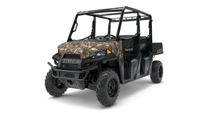 2018 Polaris Ranger Crew 570-4 Side x Side Utility Vehicles Marshall, TX