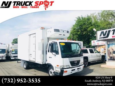 2006 Nissan UD 1800 16 Feet Refrigerated Box (White)