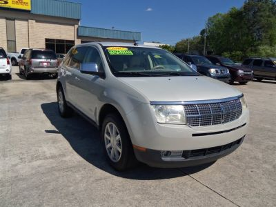 2007 Lincoln MKX Base (Silver Or Aluminum)