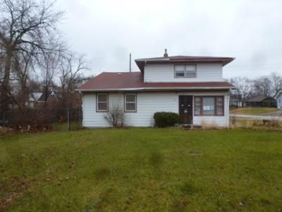 3 Bed 1 Bath Foreclosure Property in Gary, IN 46404 - Whitcomb St