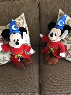 Mickey Mouse Collectible-Sorcerer
