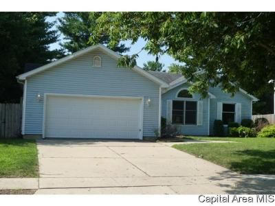 2 Bed 2 Bath Foreclosure Property in Springfield, IL 62711 - Blueberry Ln