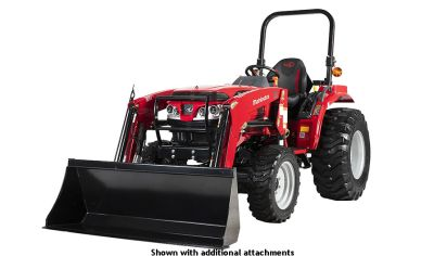 2018 Mahindra 1626 Shuttle Compact Tractors New Braunfels, TX