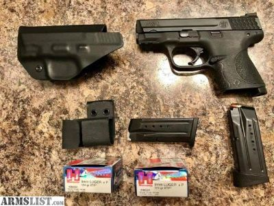 For Sale: M&P 9c ccw