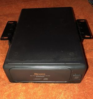 6 cd changer - Pioneer Premier -with mounting brackets attached, in excellent condition $60