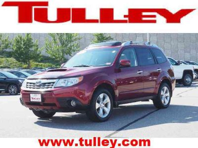 Used 2011 Subaru Forester 4dr Auto w/Navigation System