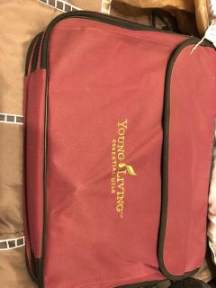 Young living essential oil case