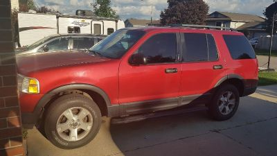 2003 Ford Explorer 4 x 4 and really good condition