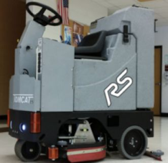 Used Street Sweepers/Floor Scrubbers/Burnishers/Buffers/Industrial
