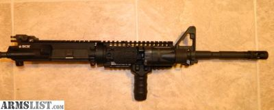 """For Sale: BCM M4 14.5"""" Upper"""