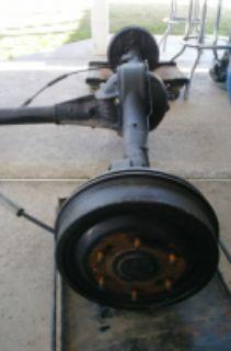 47-53 Chevy 3100 1/2 Ton Rear End