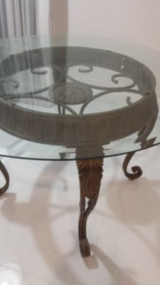 """Dining Table 48"""" Round"""
