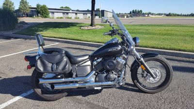 2009 Yamaha V Star 650 Midnight Custom Cruiser Motorcycles Meridian, ID