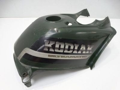 Purchase 2001 Yamaha Kodiak 400 ATV Plastic Gas Tank Fuel Reservoir Cover Fender motorcycle in West Springfield, Massachusetts, United States, for US $29.99