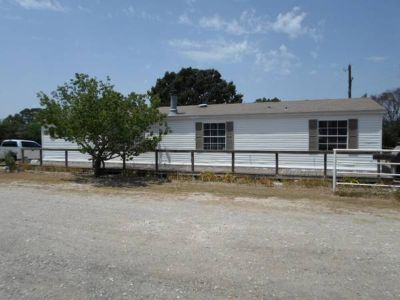 - $84000  3br - 2254ftsup2 - 32 DW Mobile Home - 2.5 ACRES