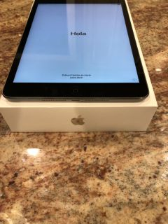 Ipad mini 2 32 GB space grey AT&T cross posted