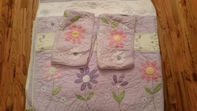 Quilt, bed spread