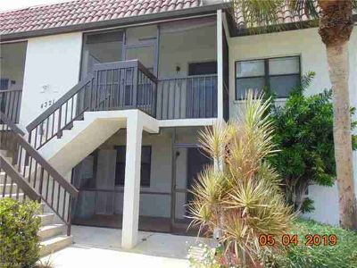 4321 27th CT SW 103 NAPLES, first floor end unit