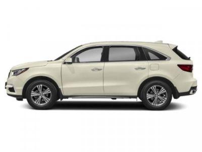 2019 Acura MDX w/Technology Pkg (White Diamond Pearl)