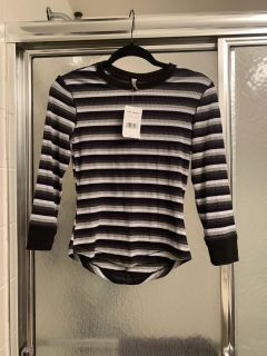 NWT Free People ribbed Top