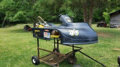 Ready To Race 2010 Ultramax Flat Kart
