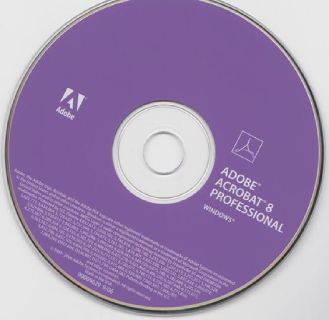 Adobe Acrobat 8 Professional for Windows with Serial Key