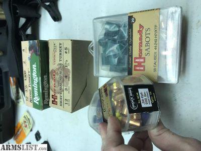For Sale: Turkey shells and muzzleloader sabot bullets