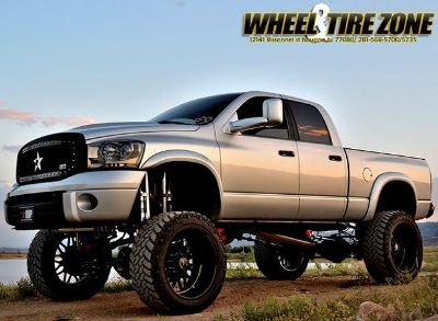 Supper package deals  Suspension Lift kit  Wheels  Tires