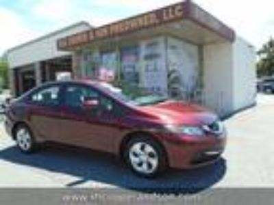 Used 2015 HONDA CIVIC For Sale