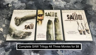 The Complete SAW Trilogy
