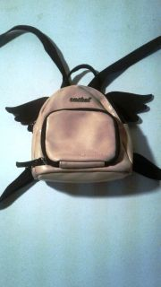 Supernatural castiel winged backpack