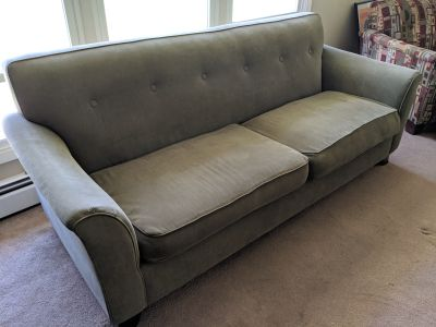 Couches, chair & ottoman