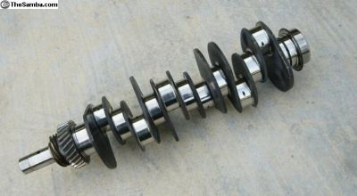 1969 911 T 66.0 mm Restored Crankshaft