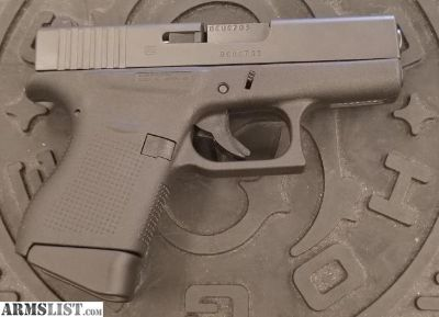 For Sale: Glock 43 Pistol 9mm New with 2 mags