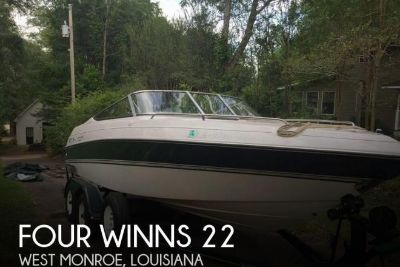 1995 Four Winns Horizon 220