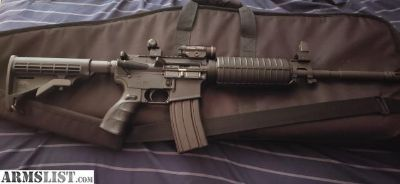 For Sale/Trade: Windham weaponry R16M4FTT