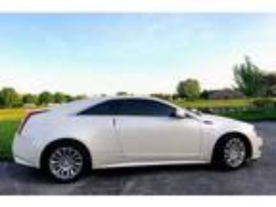2013 Cadillac CTS 2dr Coupe for Sale by Owner